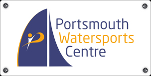portsmouth watersports logo